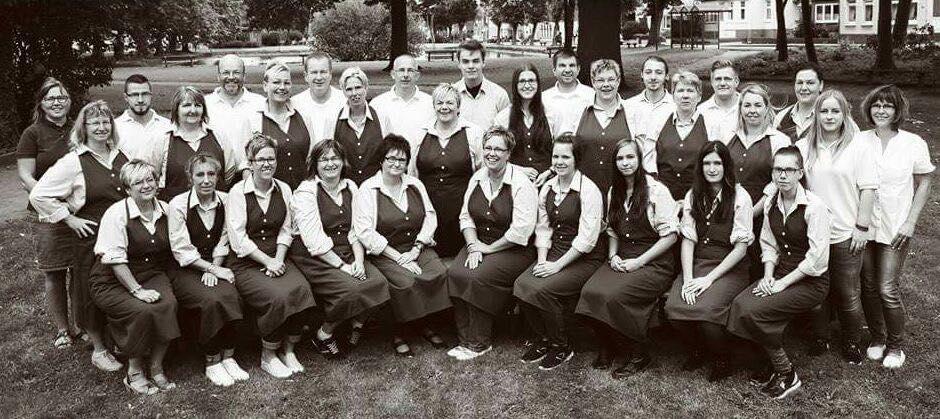 Team der Landbäckerei Scharbau